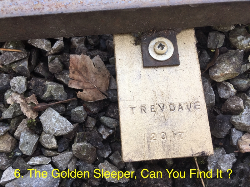 The Golden Sleeper - Can You Find It?