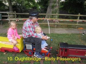 Oughtibridge - Eatly Passengers.